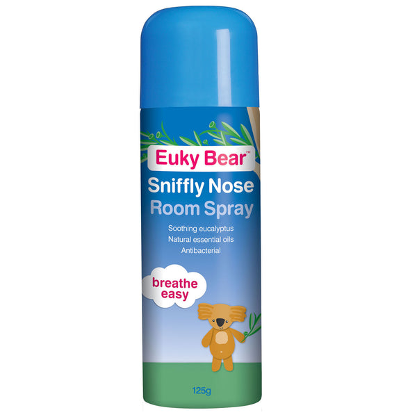 Euky Bear Sniffly Nose Room Spray 125g (Pack Of 2)