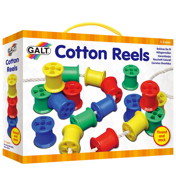 Cotton Reels - Galt