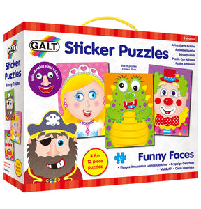 Sticker Puzzles - Galt