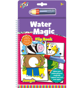 Water Magic Flip Book - Jungle