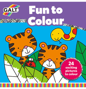 Fun to Colour Book - Galt