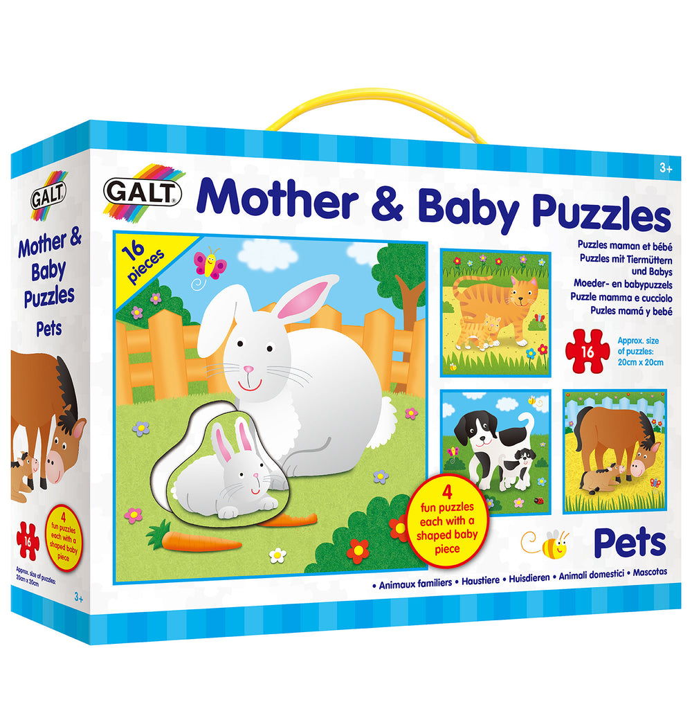 Mother and Baby Puzzles - Galt
