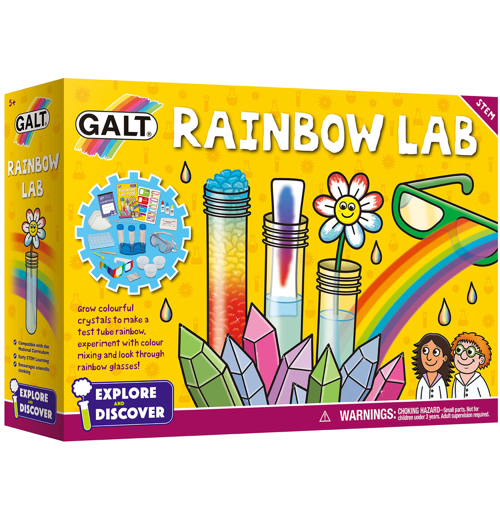 Rainbow Lab - Galt