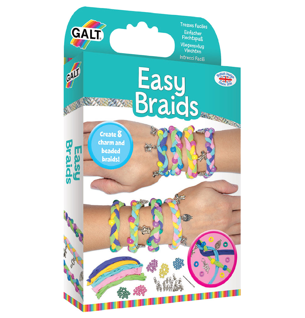 Easy Braids - Galt