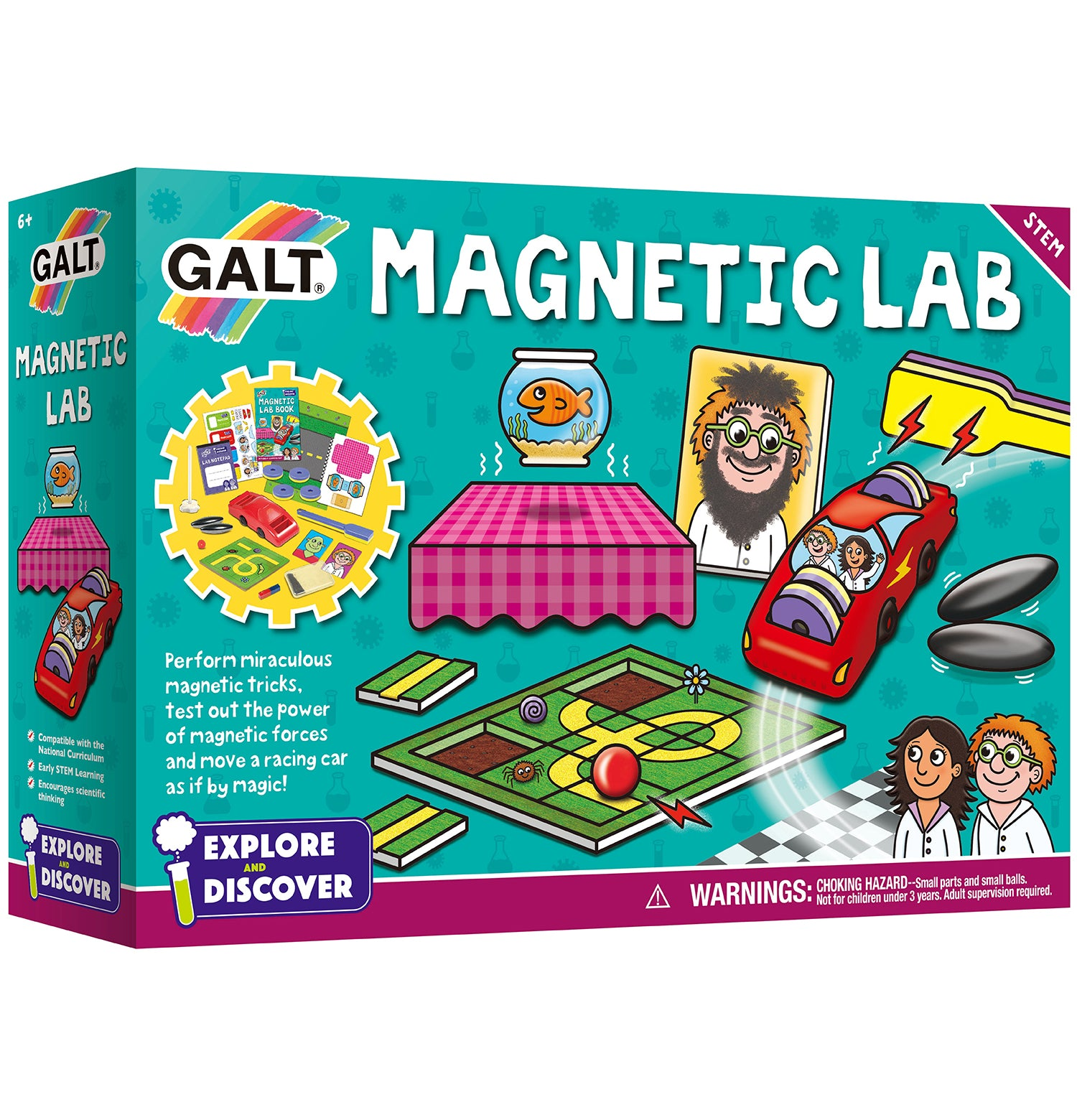 Magnetic Lab - Galt