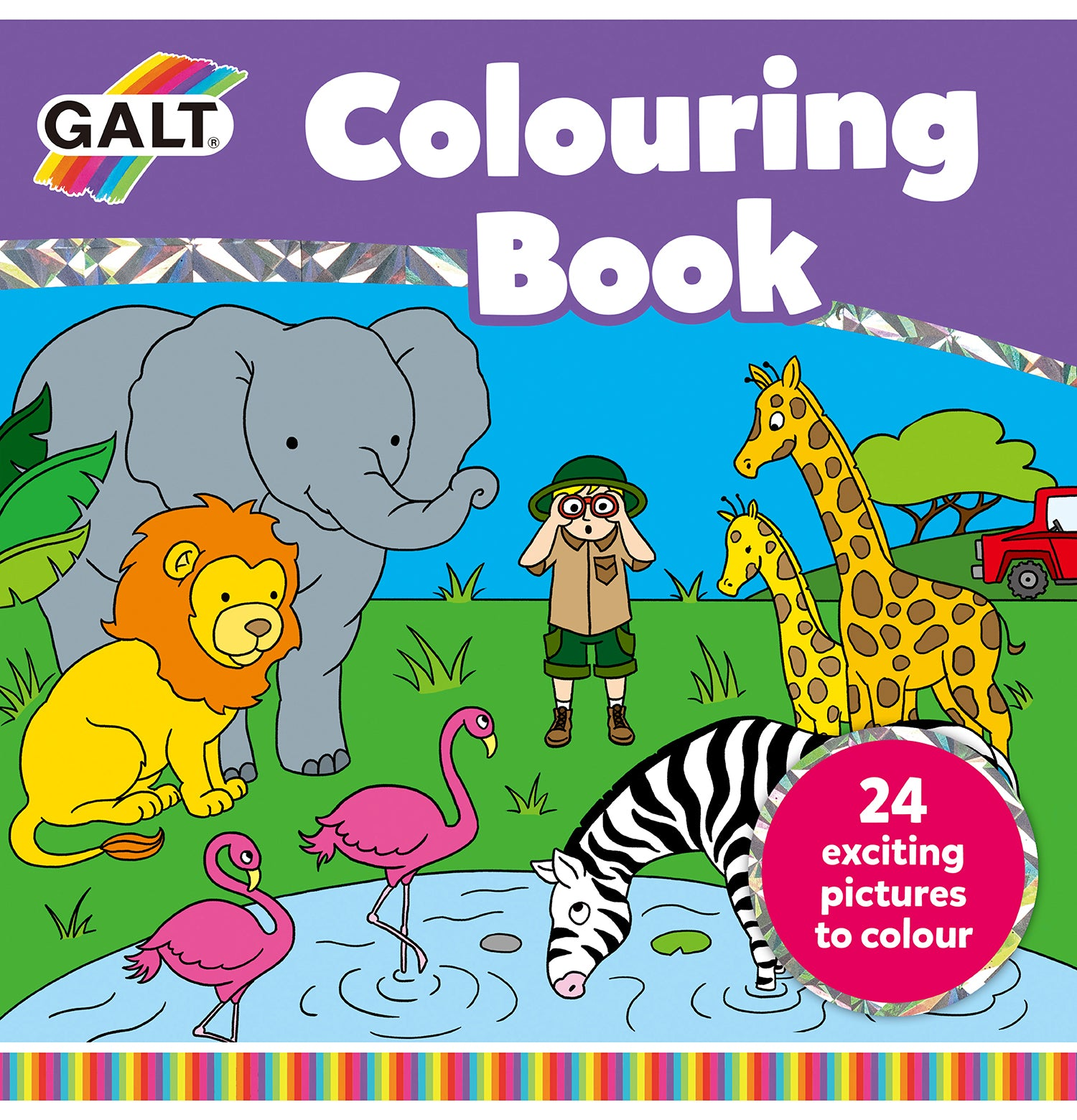 Colouring Book - Galt