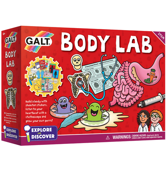 Body Lab - Galt
