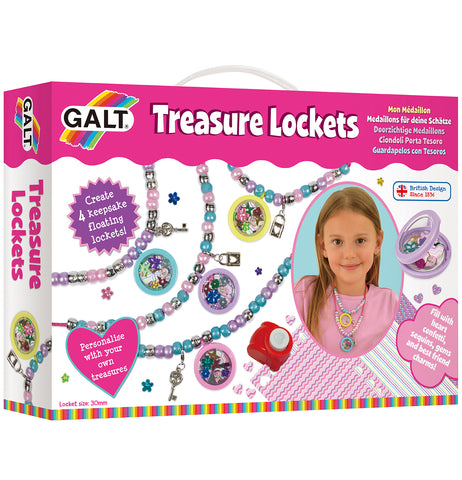 Treasure Lockets - Galt