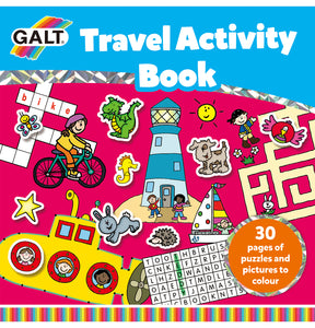 Travel Activity Book - Galt