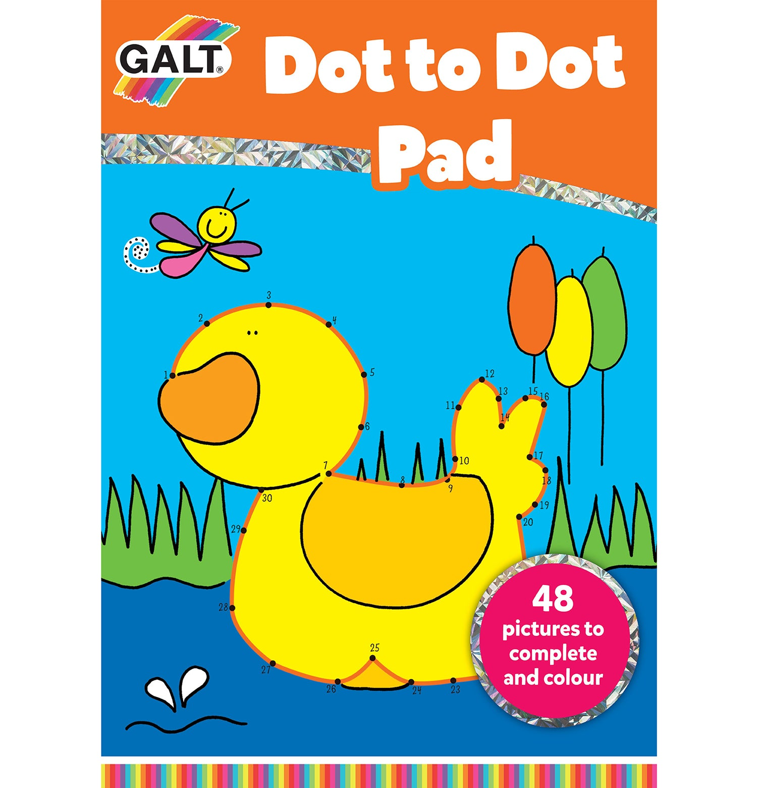 Dot to Dot Pad - Galt