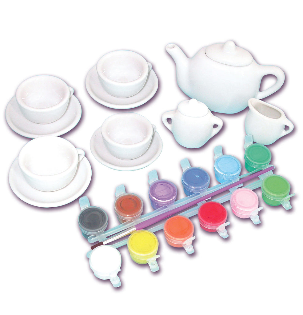 Paint a Tea Set - Galt