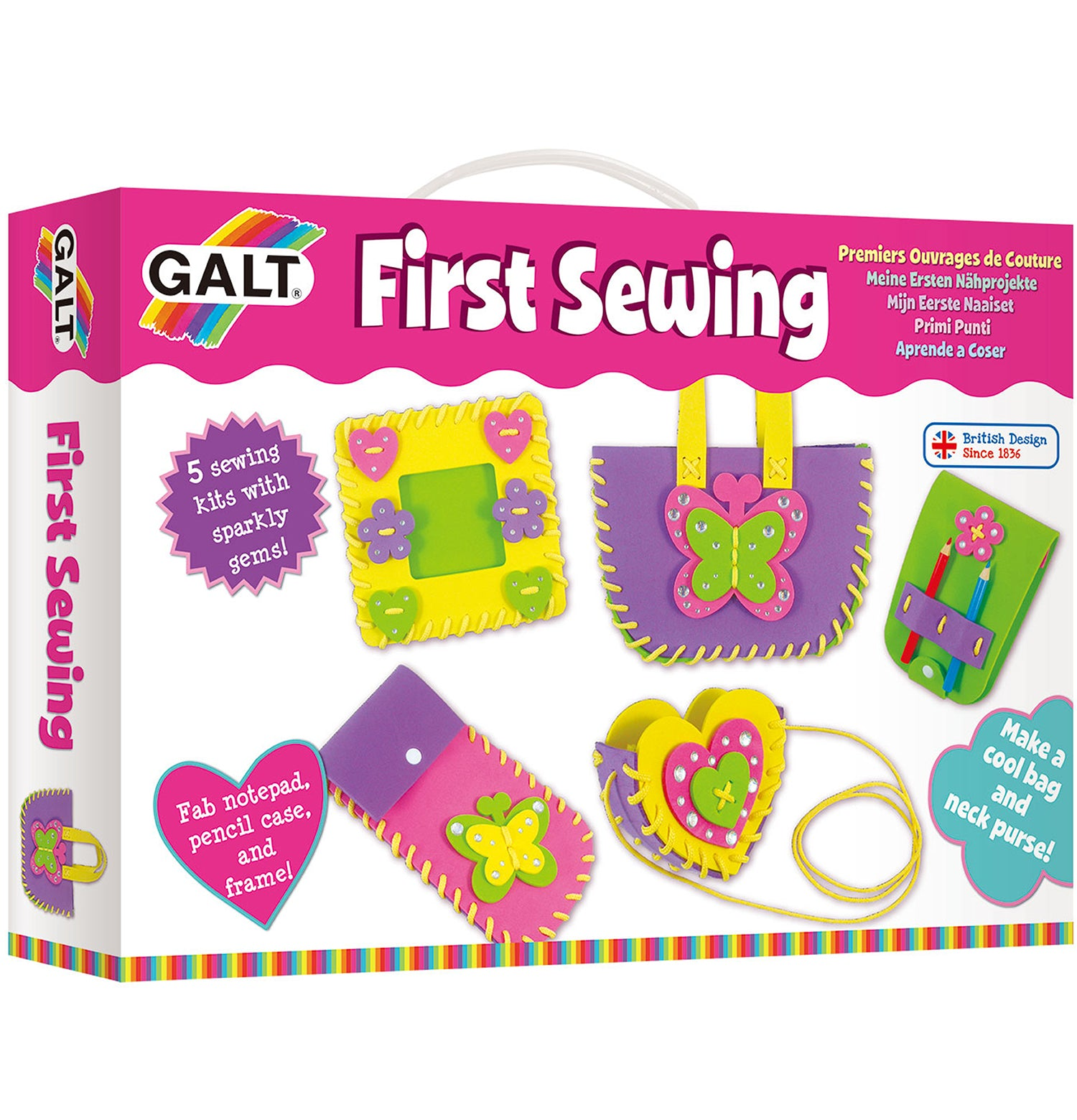 First Sewing - Galt