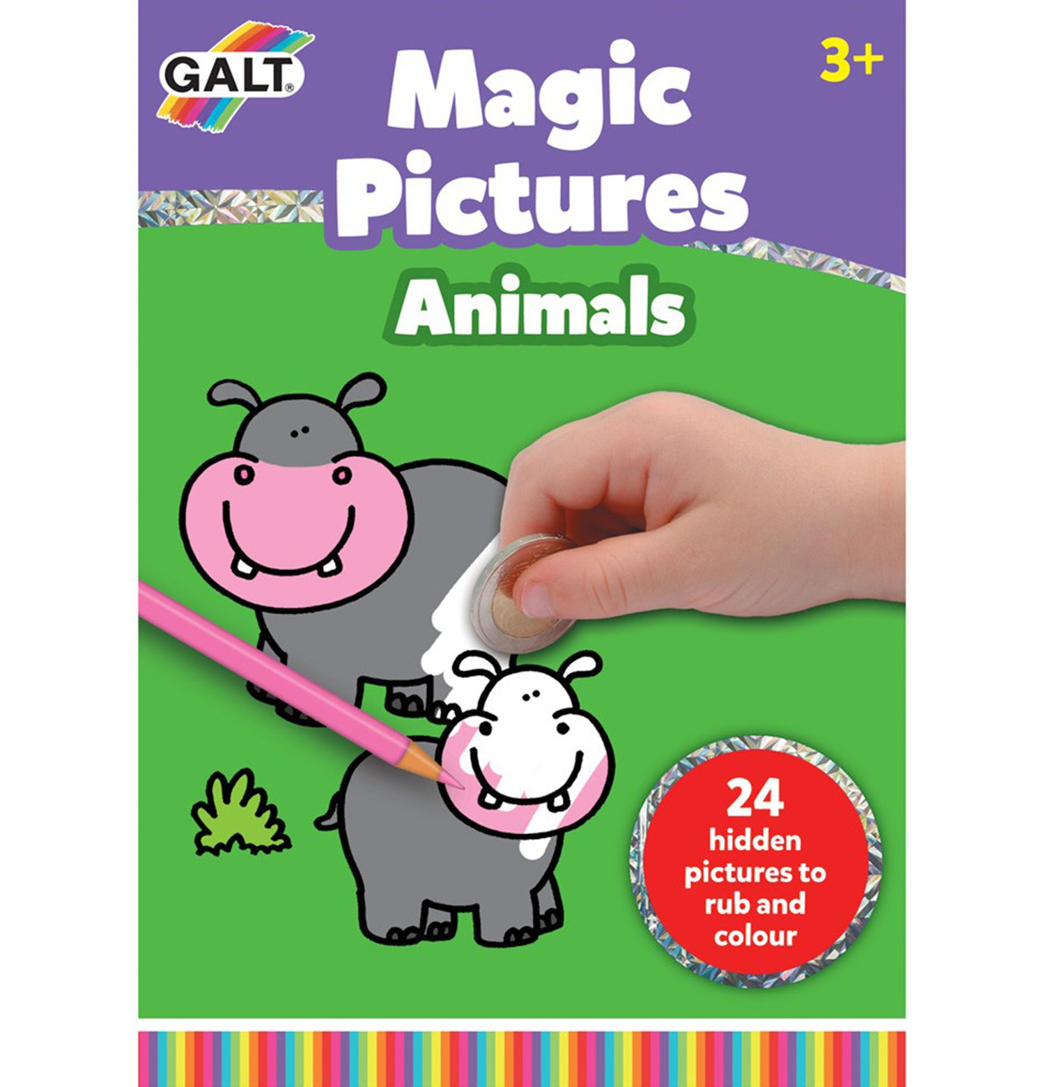 Magic Pictures Pad - Galt