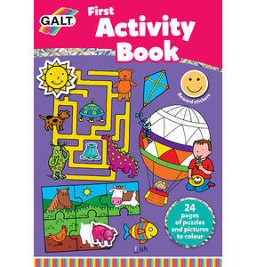 First Activity Book - Galt