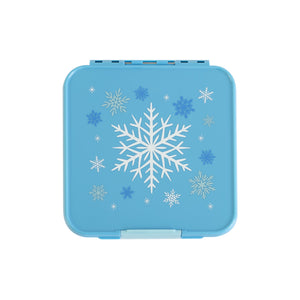 Little Lunch Box Co - Bento Three - Snowflakes
