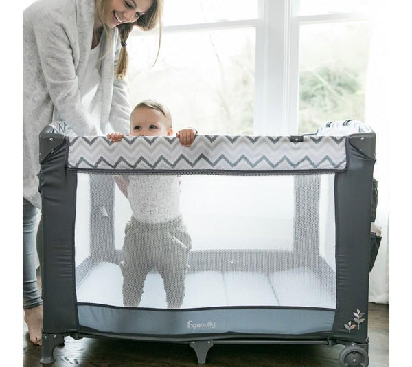 INGENUITY™ SMART AND SIMPLE PLAYARD™ - BRADEN™_8
