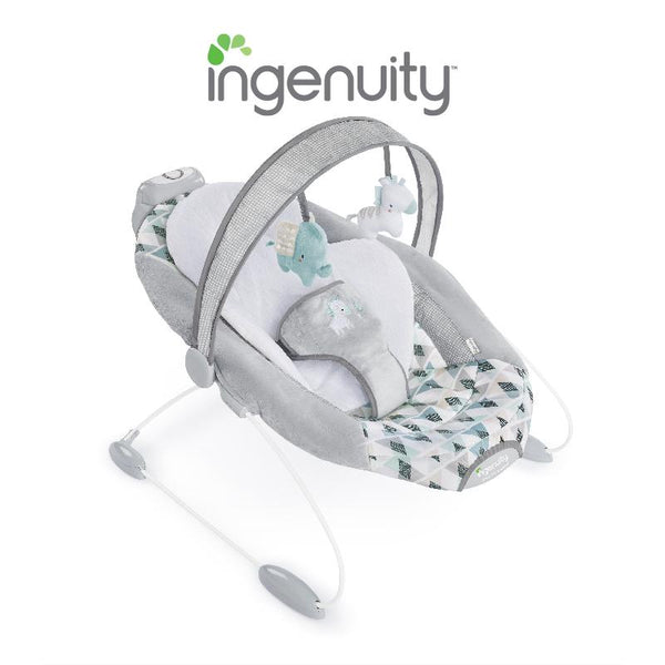 Ingenuity Bouncer SmartBounce Automatic Bouncer - Chadwick BS11502 - Picket&Rail