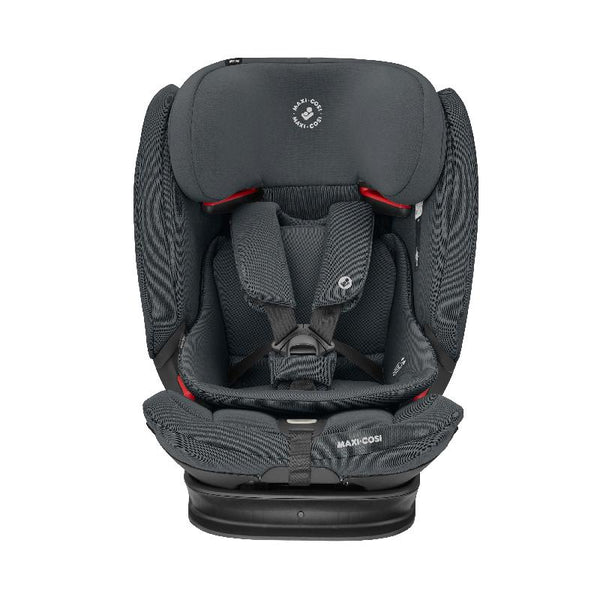 Maxi-Cosi Titan Pro Baby Car Seat - Authentic Graphite 2021 model (9m-12y) (9-36kg) MC8604550110 - Picket&Rail