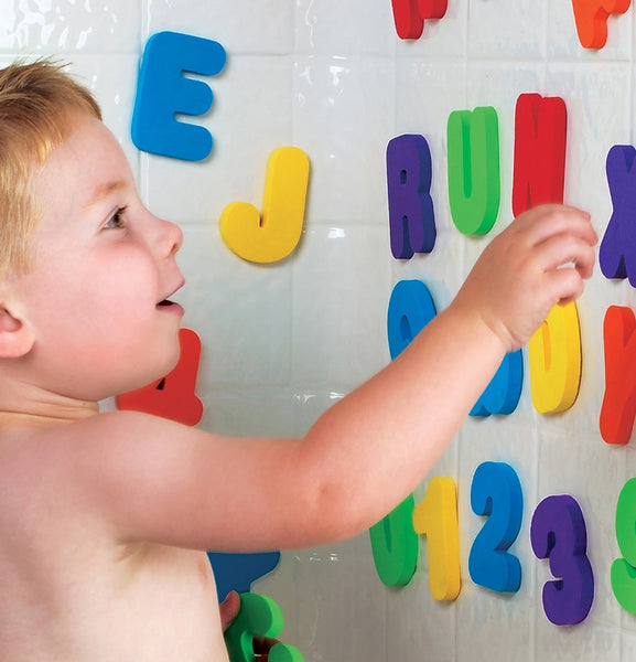 Learn™ Bath Letters & Numbers - Munchkin