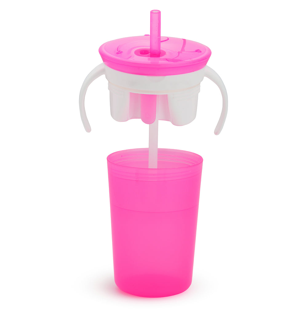 SnackCatch & Sip™ 2-in-1 Snack Catcher and Spill-Proof Cup - Munchkin