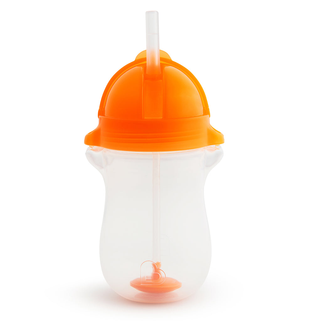 Any Angle Click Lock™ Weighted Straw Cup - 10oz - Munchkin
