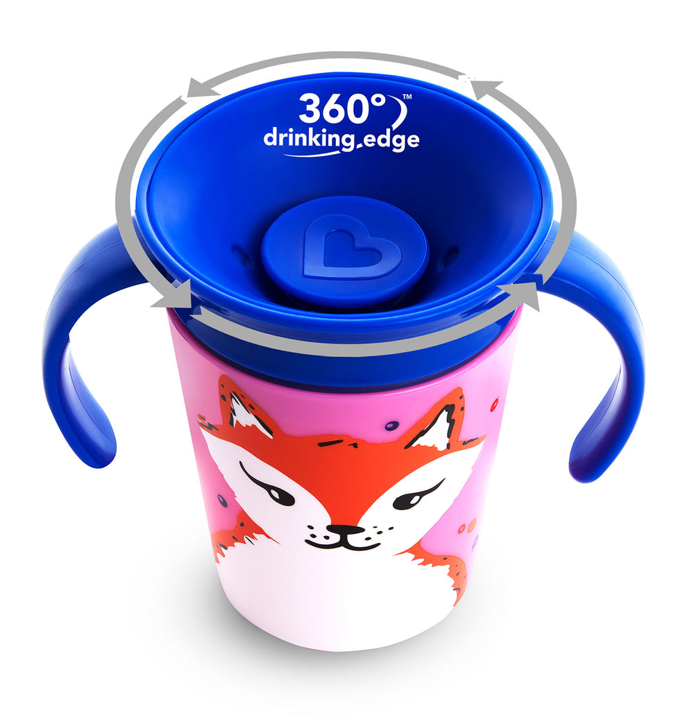 Miracle® 360° WildLove Trainer Cup - 6oz