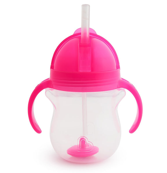 Click Lock™ Weighted Flexi-Straw Cup - 7oz - Munchkin