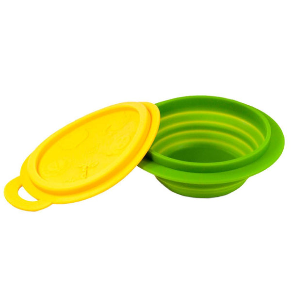 Marcus & Marcus Collapsible Bowl - Giraffe