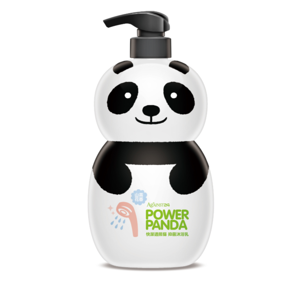 Against24 Power Panda Antibacterial Bodywash (1000ml)