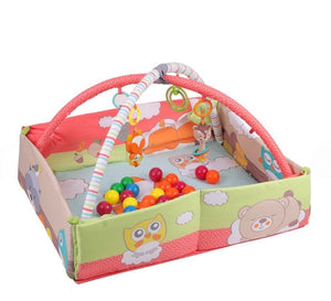 Konig Kids 3 in 1 Play Center with Music & Ball Pit (Include 20 balls)