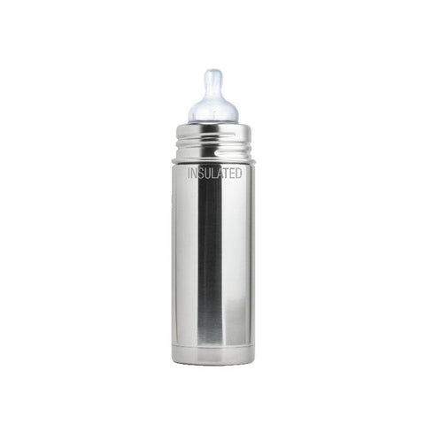 Pura PR250ITM 250ml Insulated Feeding Bottle Med Teat