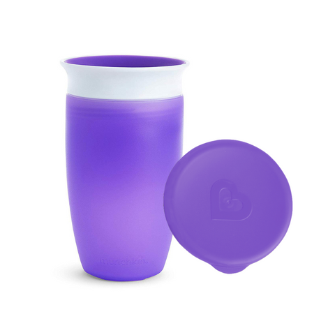 Munchkin Miracle® 360° Trainer Cup - 10oz with Lid