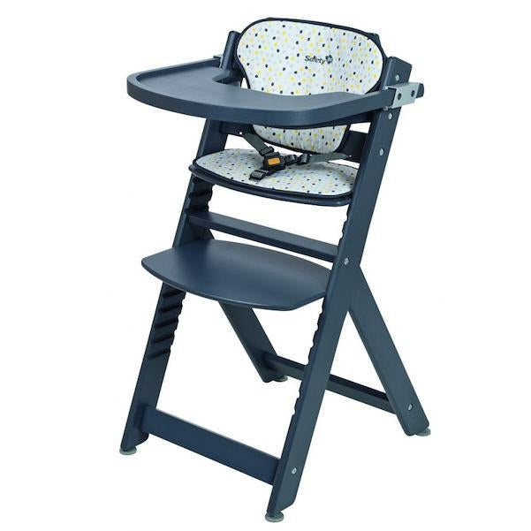 Safety 1st Timba & Cushion Highchair - Grey Patch_2