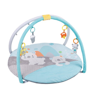 Konig Kids Ultra Large & Soft Play Mat with Minky Fabric