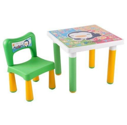 Puku Table (S) + Chair Set