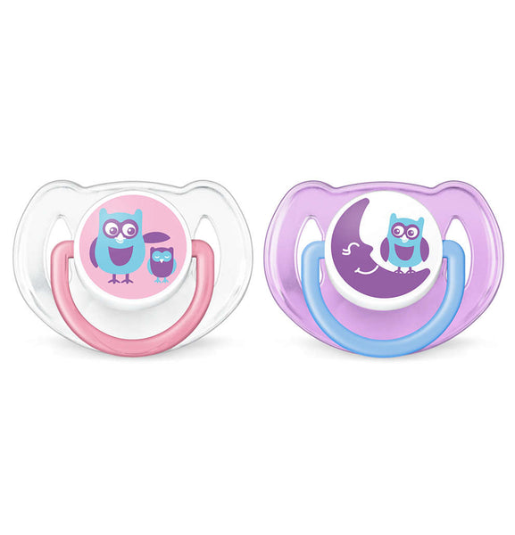 Philips Avent Fashion Pacifier (Twin Pack)