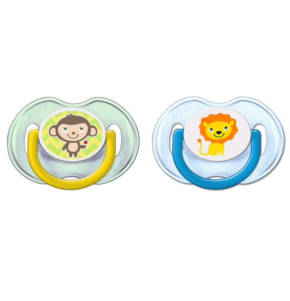 Philips Avent Classic Soother (Twin Pack)