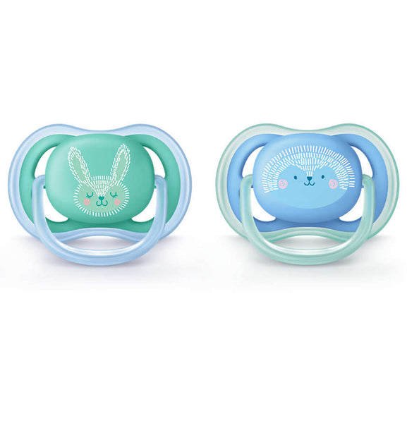 Philips Avent Ultra Air Pacifier (Twin Packs)