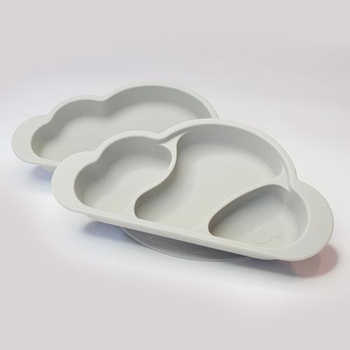 Mother's Corn Gureumi Suction Platter 2 IN 1 Set