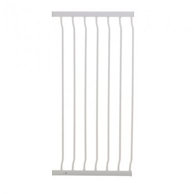 Dreambaby Liberty Tall Gate 45cm Extension - White DB01973 - Picket&Rail