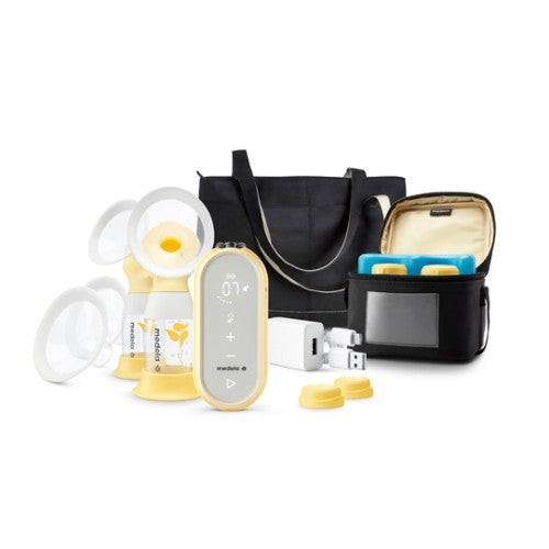 Medela Freestyle Flex Double Electric Breast Pump (Local Set, 1-Year Warranty)