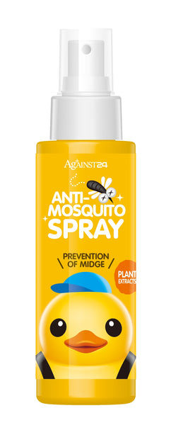 Against24 Rubber Duck Anti-Mosquito Spray (100ml)