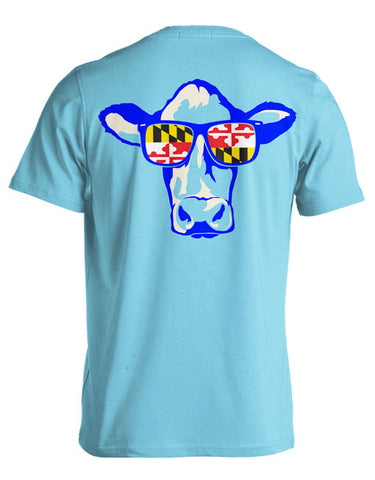 STATE COW SUNGLASSES, MARYLAND
