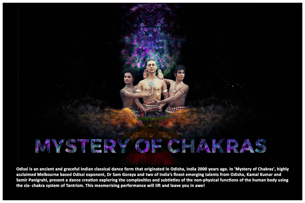 Mystery of Chakras in Sydney by YBS Photos