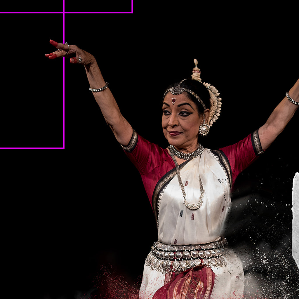 'Classical dance is pure joy'
