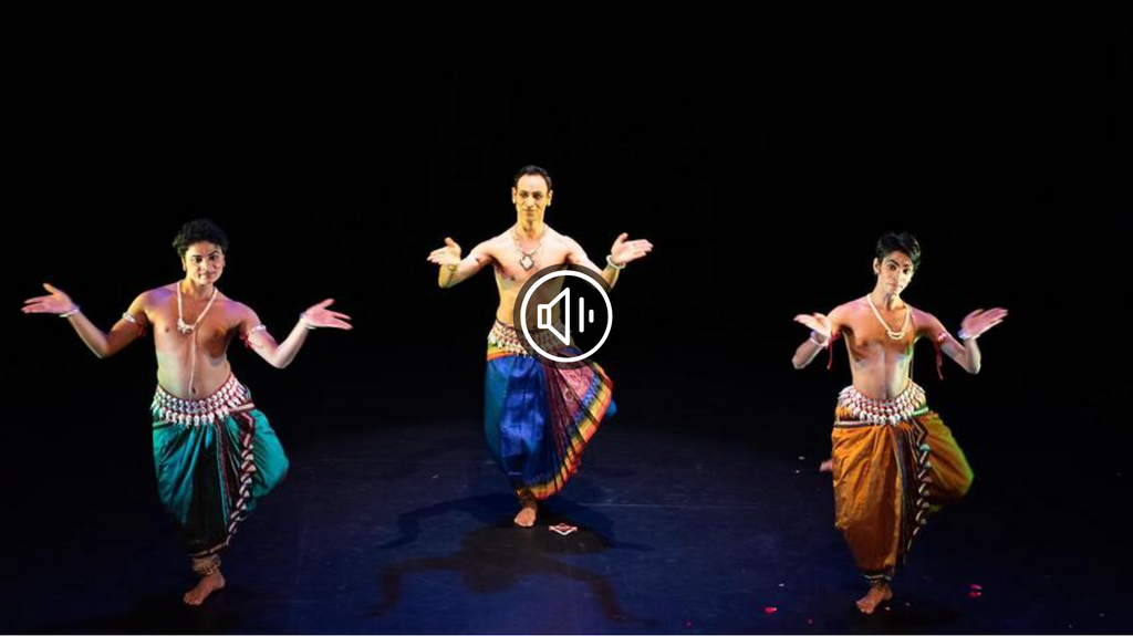 Australian Indian dancer takes his performance to people's home through live-streaming