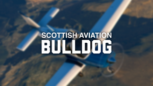 Origami Studios Scottish Aviation Bulldog