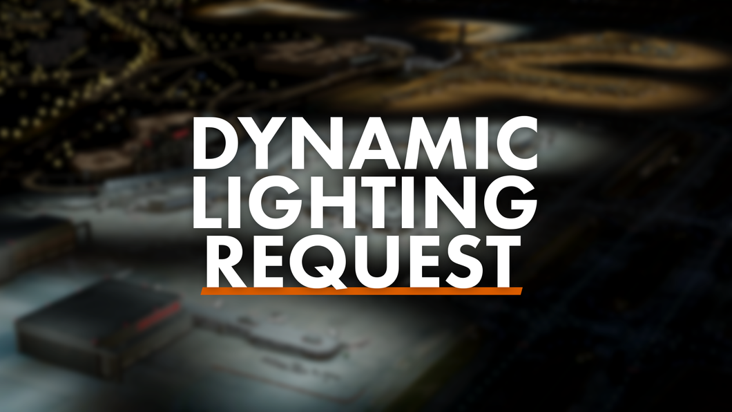 [P3D] Dynamic Lighting Request