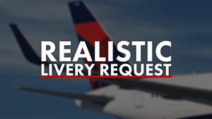 [XP11/P3D] Realistic Livery Request