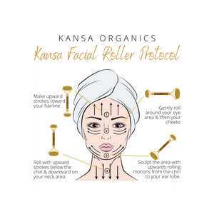 The Kansa Facial Roller